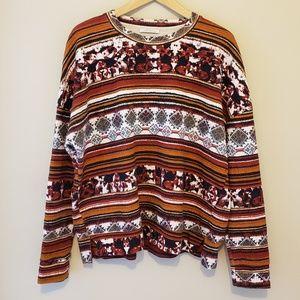 Zara Trafaluc - Pullover - Southwestern -Large